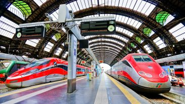 Frecciarossa Trenitalia