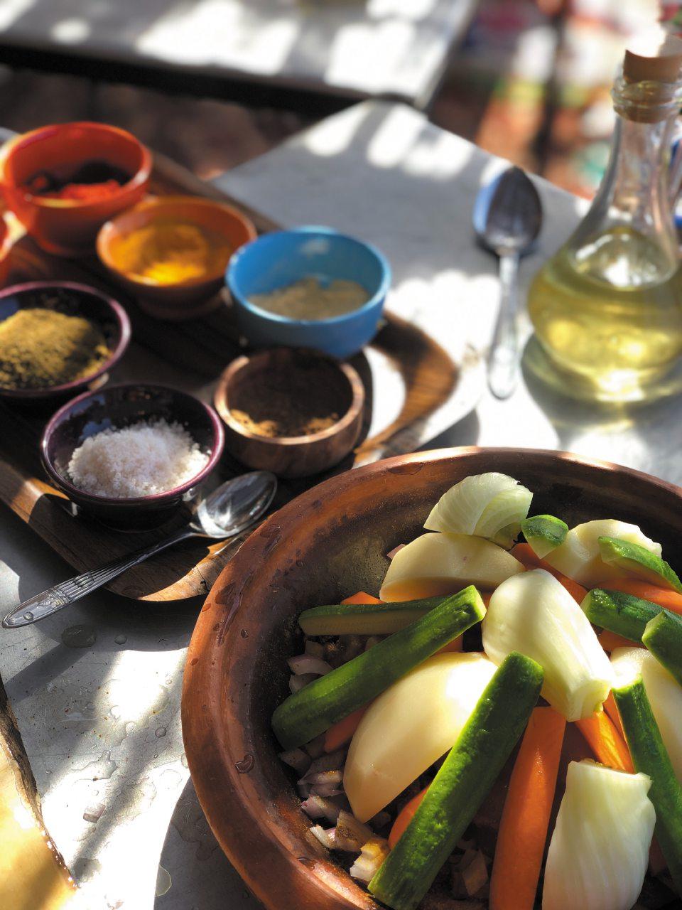 Marrakech, tra ristoranti e riad