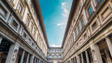 musei italiani online: Uffizi di Firenze