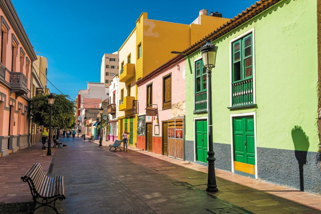 La Gomera, Canarie: San Sebastian