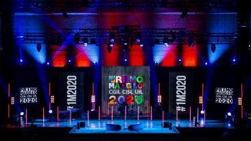 concertone del 1 maggio a Roma