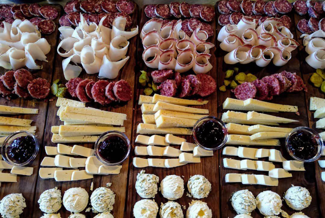 Cascina Bagaggera: formaggi di capra freschi e stagionati