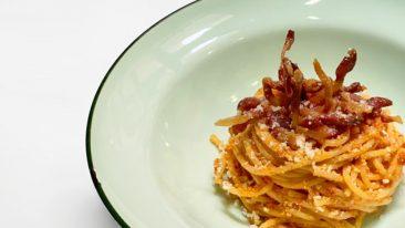 Roma, cucina a domicilio: l'amatriciana