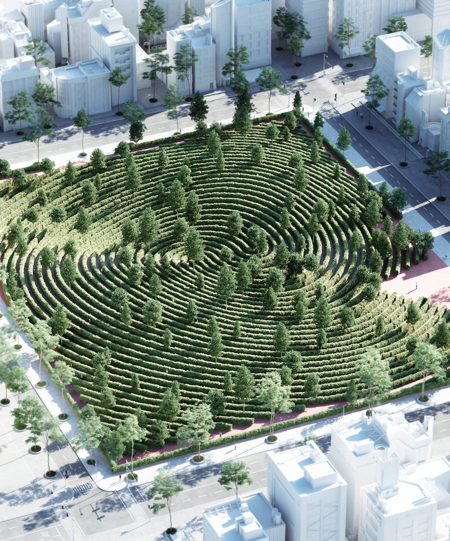 Fase 2, riaprono i parchi pubblici: ecco il progetto per rispettare il distanziamento sociale