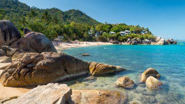Crystal Beach sull'isola di Koh Samui, in Thailandia (foto: iStock)