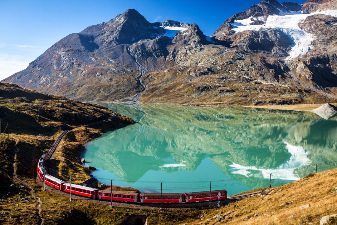 video dei viaggi in treno