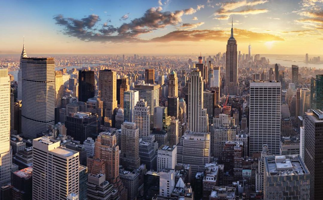 cosa fare nel weekend a casa: tour virtuale di New York