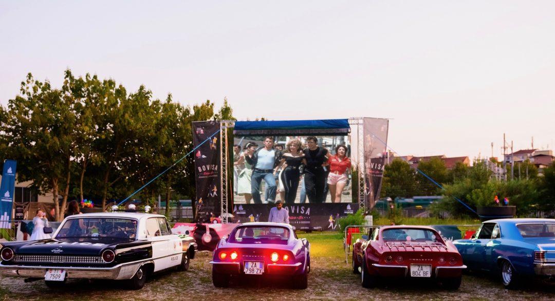 I CINEMA E L'IPOTESI DRIVE-IN