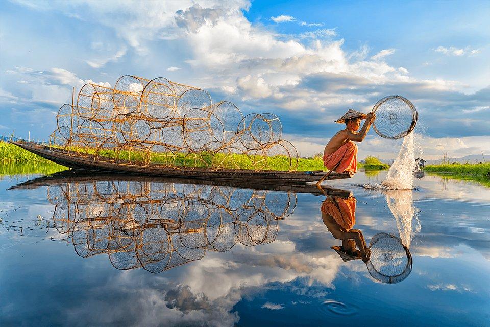 """Mare, laghi, cascate: le meraviglie dell'acqua al concorso fotografico """"Water 2020"""""""