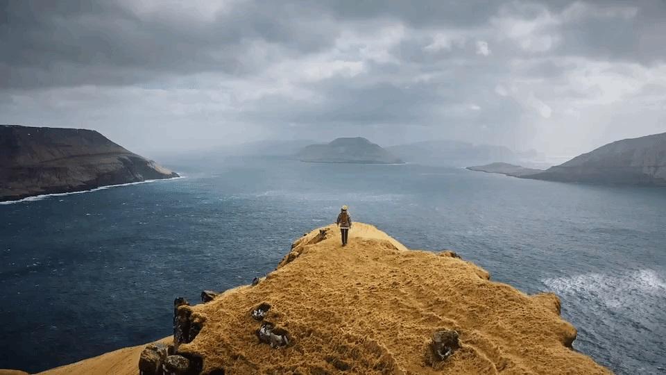 Viaggio virtuale alle Isole Faroe