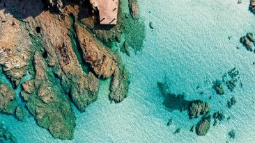 Il mare della Sardegna (ph. Beatrice Pilotto)