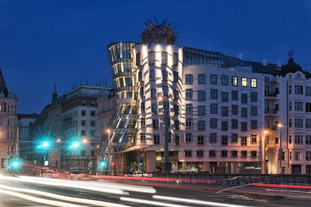 Architettura in Europa: 15 edifici dall'aspetto unico e originale