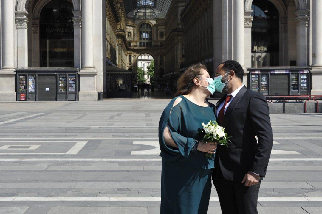Milano e la fase 2. Il reportage di Enrico De Santis