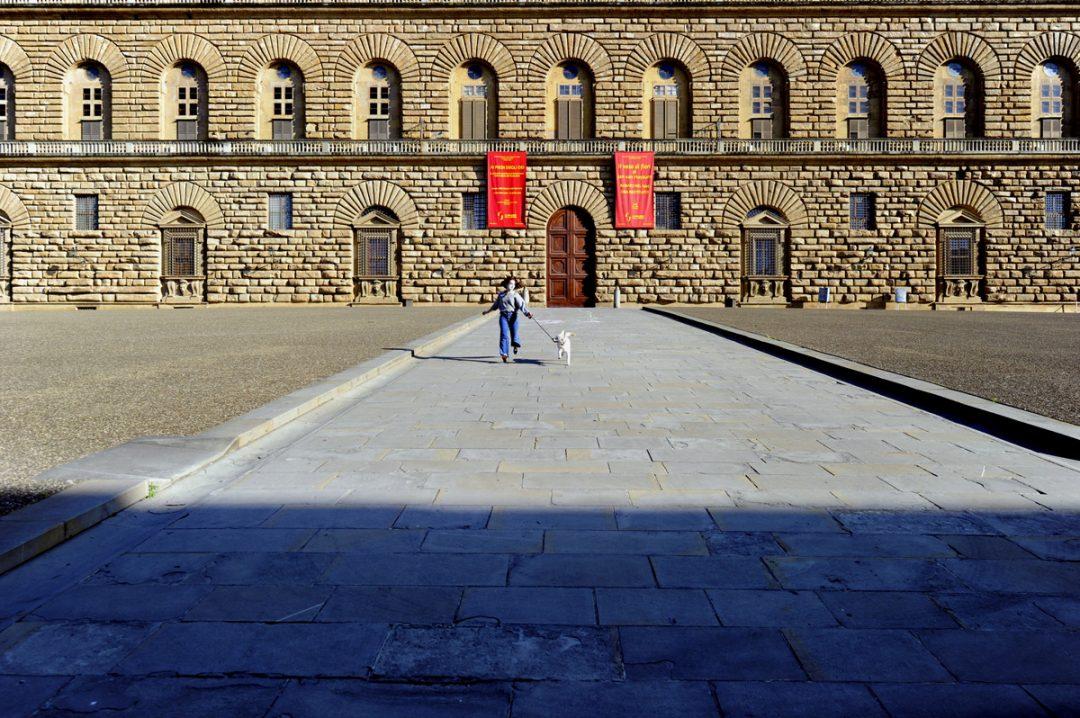 Firenze come non l'avete mai vista: il reportage di Enrico De Santis durante il lockdown
