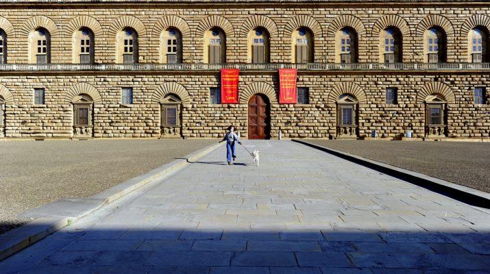Foto Firenze come non l'avete mai vista: il reportage di Enrico De Santis durante il lockdown
