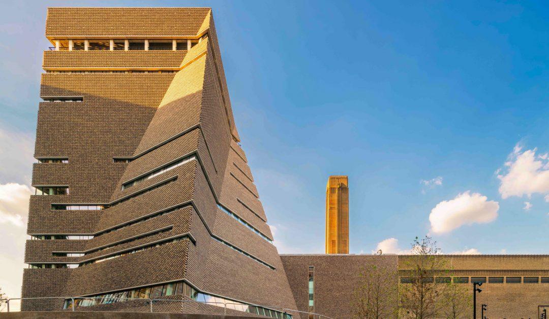 La Tate Modern, Londra, Regno Unito