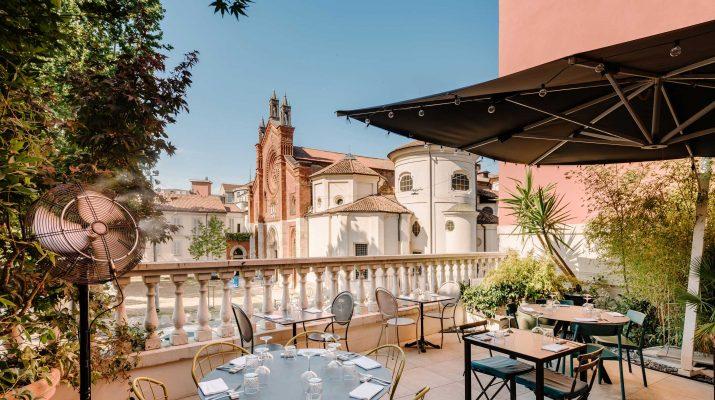 Foto Milano, le foto dei ristoranti con dehor