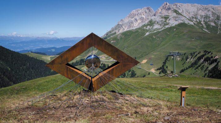 Foto Land art: i siti da visitare in Italia