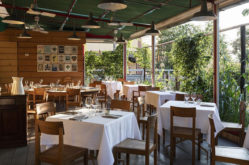 Milano, le foto dei ristoranti con dehor