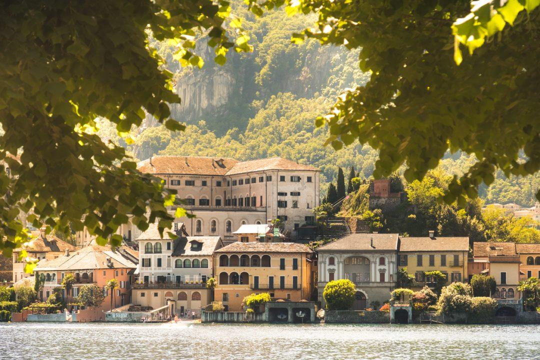 Orta San Giulio Piemonte Borghi più Belli d'Italia