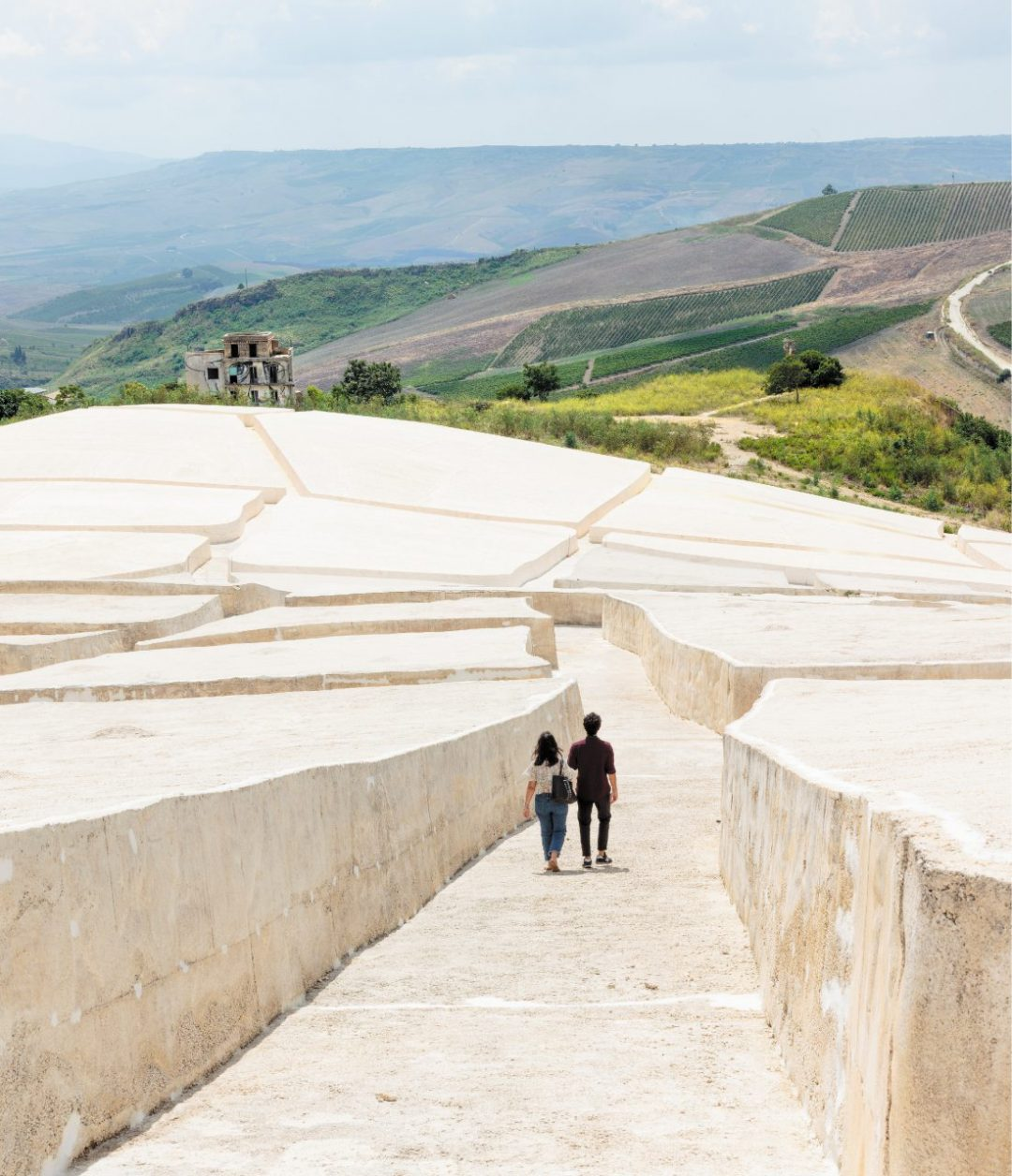 Land art: i siti da visitare in Italia