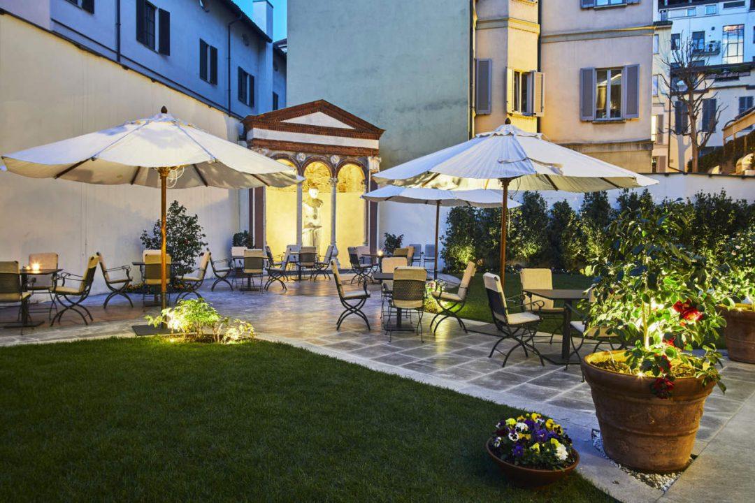 dove mangiare all'aperto a Milano?