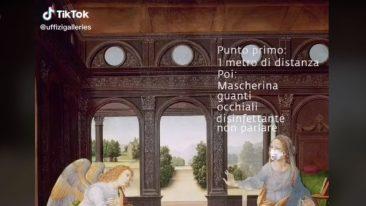 Uffizi su TikTok