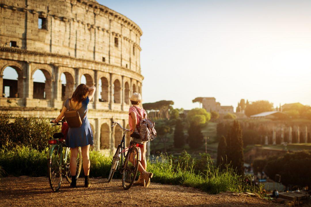 vacanze in bicicletta in Italia