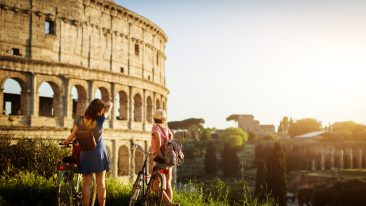 vacanze in bici in Italia