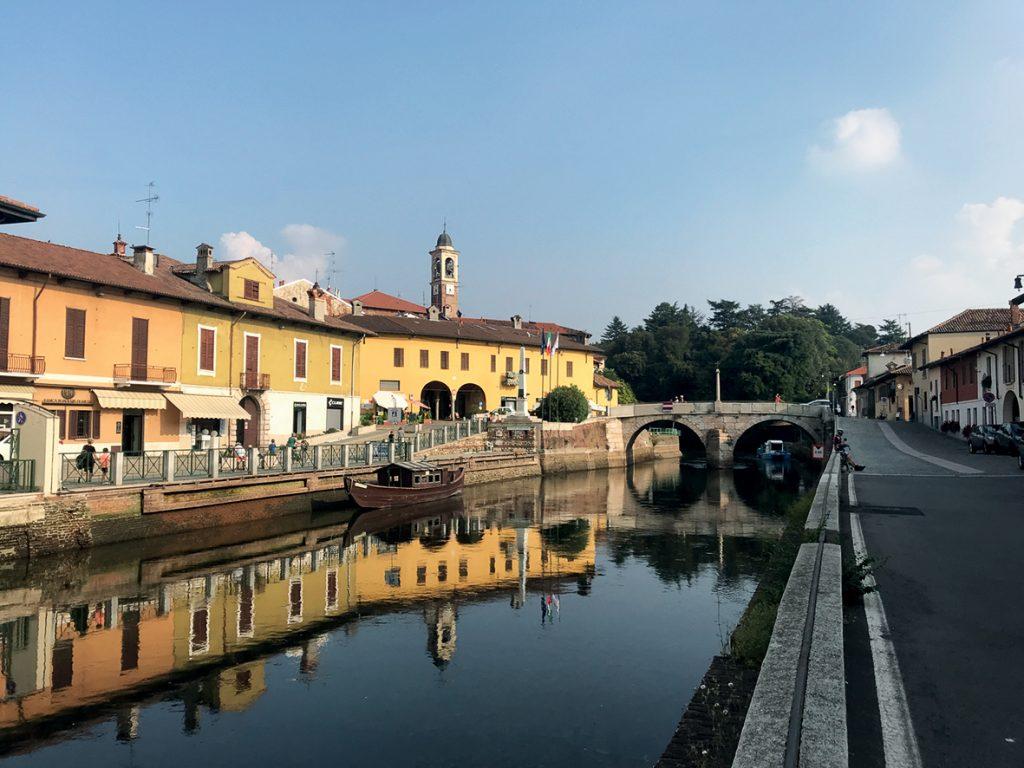 Via Francisca del Lucomagno, Boffalora Ticino Naviglio Grande