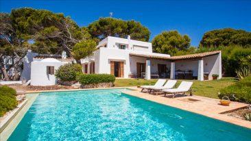 case delle serie tv: la villa con piscina di White Lines
