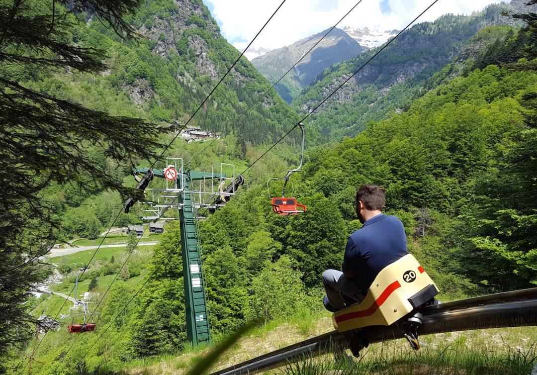 Valsesia: un'estate ai piedi del Monte Rosa