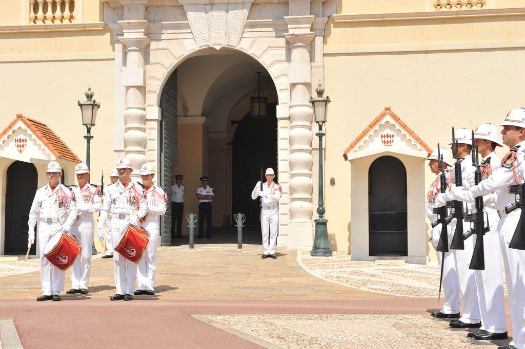 Il Cambio della guardia a Monaco