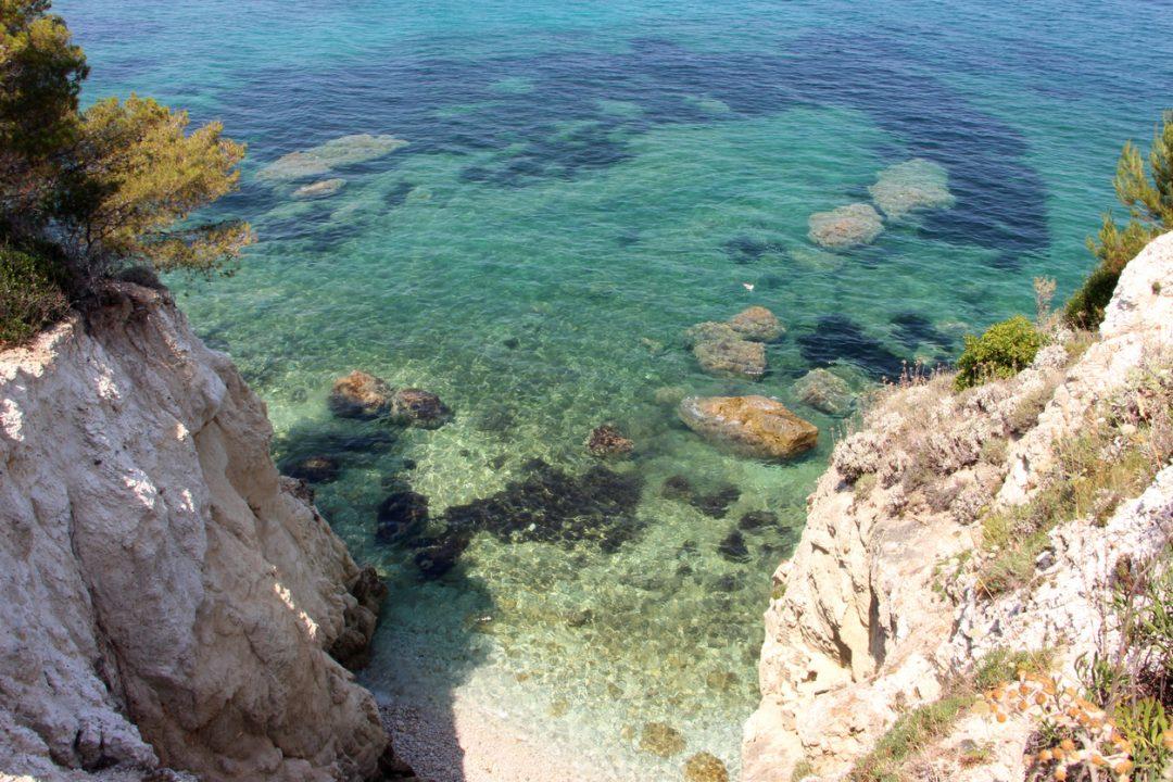 Spiaggia della Padulella, Isola d'Elba (Livorno)