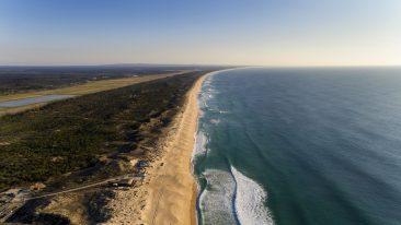 La spiaggia di Comporta, in Portogallo (iStock)