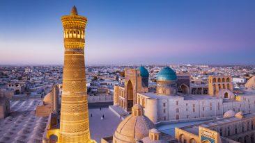 Uzbekistan: risarcimento 3.000 dollari in caso di contagio