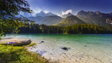 laghi dolomiti: tra i più belli, il Lago di Tovel