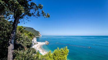 spiagge Marche riviera del Conero