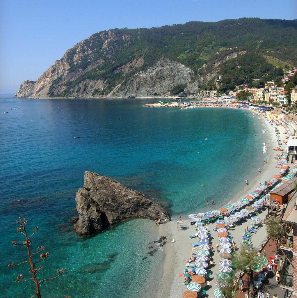 spiaggia Fegina Monterosso