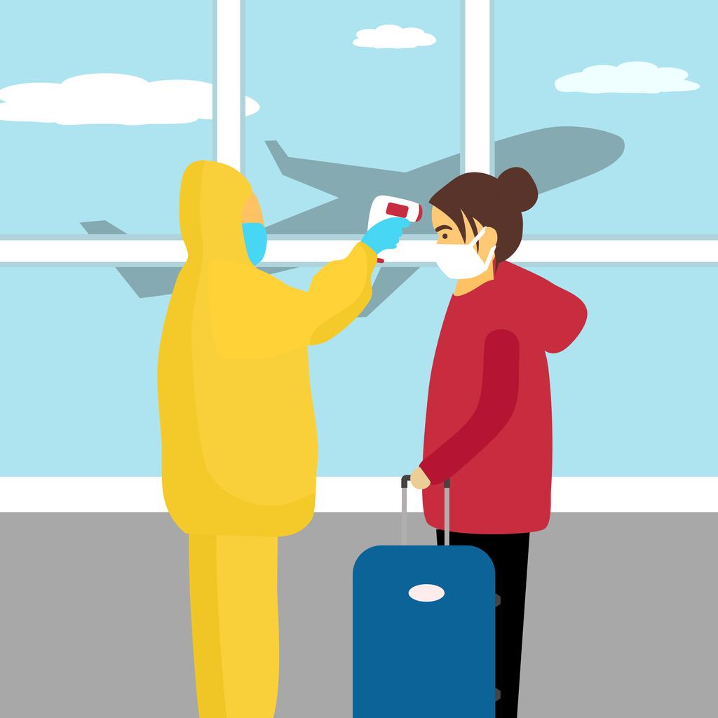 Voli aerei cosa cambia dal 15 giugno: misurazione temperatura corporea