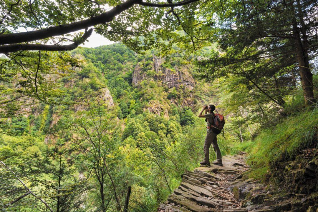 Trekking in Val Grande