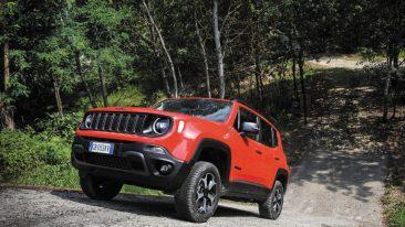 La nuova Jeep Renegade 4xe ibrida