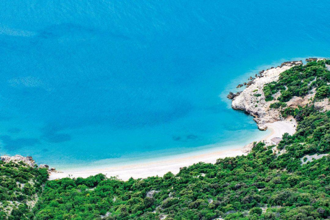 Croazia in barca