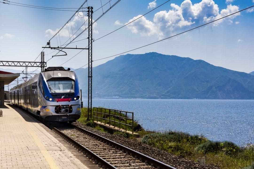 Vacanze 2020: un'estate in treno. Le foto