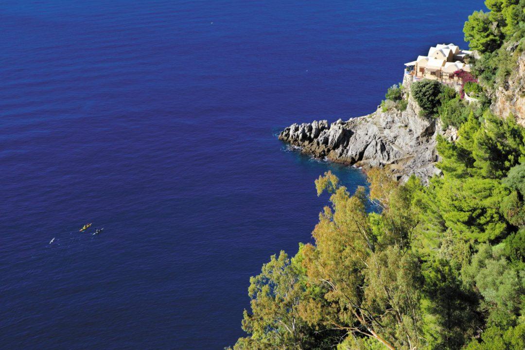 Costiera Amalfitana in barca e in bici: le tappe