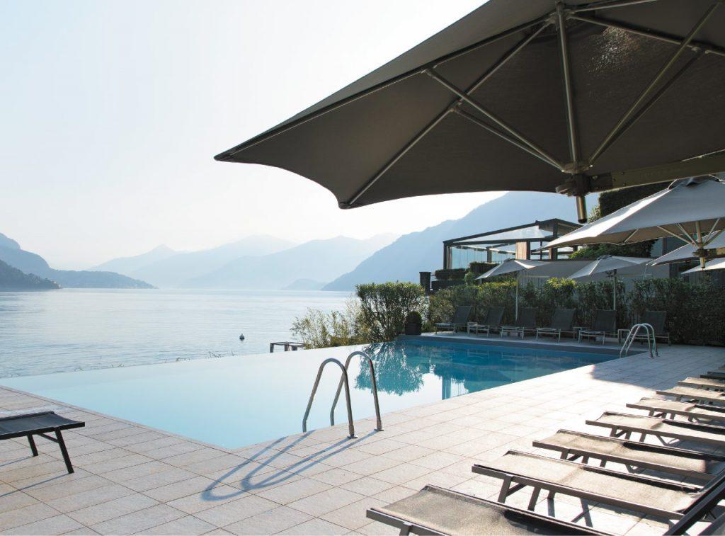 Hotel Filario Lezzeno la piscina a sfioro _EC_0567