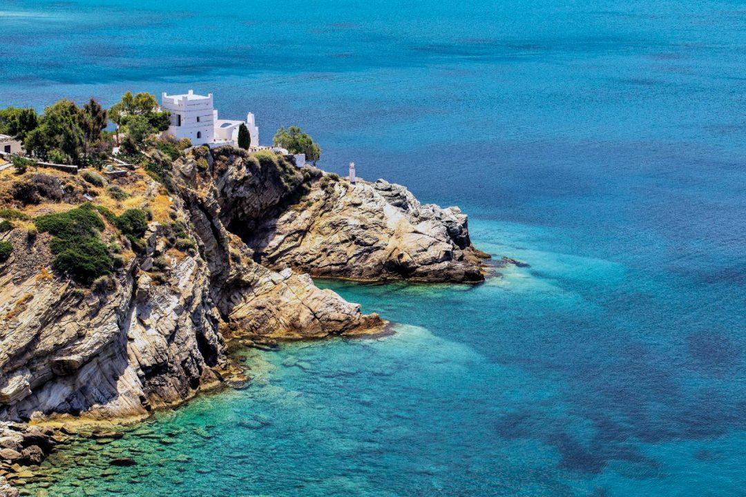 Ios in Grecia