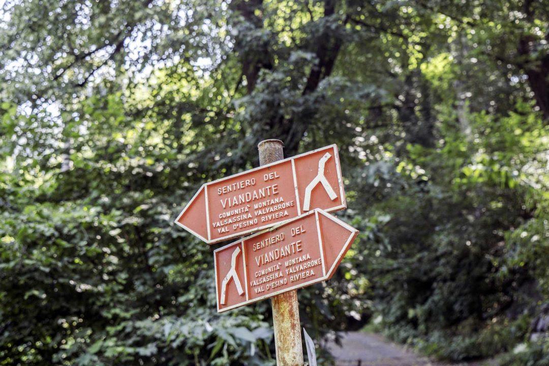 Sentiero del viandante: trekking sul lago di Como