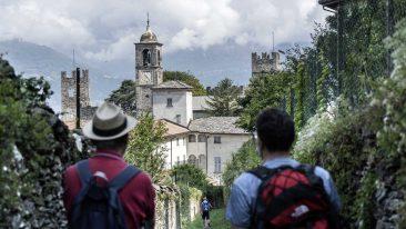 Cammini e percorsi del Touring Club Italiano