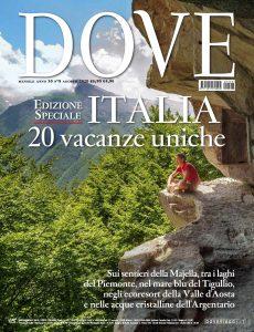 rivista dove agosto 2020